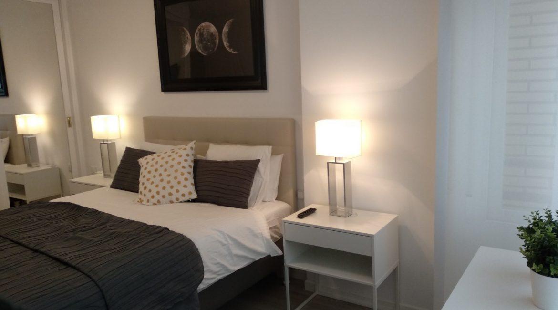decoración apartamento para ejecutivos empresas Madrid