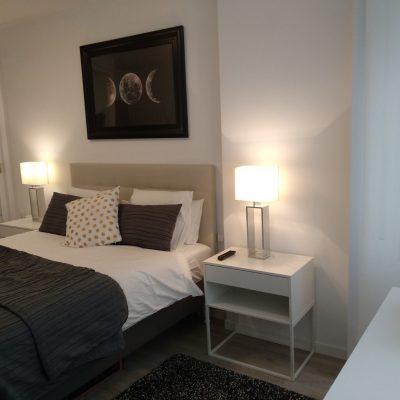 Decoración apartamento para ejecutivos y empresas