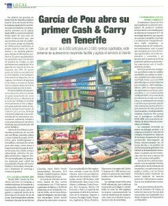 tienda Garcia de Pou Canarias
