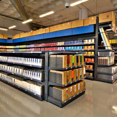 Diseño tienda García de Pou