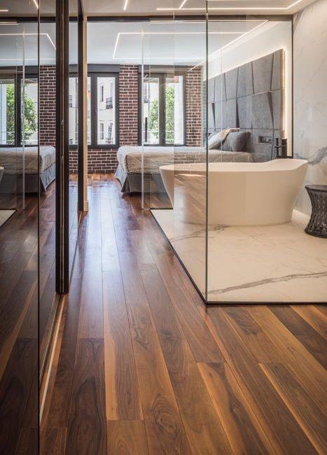 Reforma integral casa de lujo en Madrid