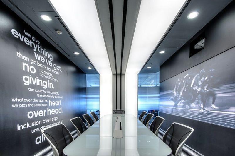 diseño integral oficinas Madrid llave en mano