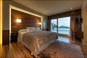 diseño decoración habitación hotel