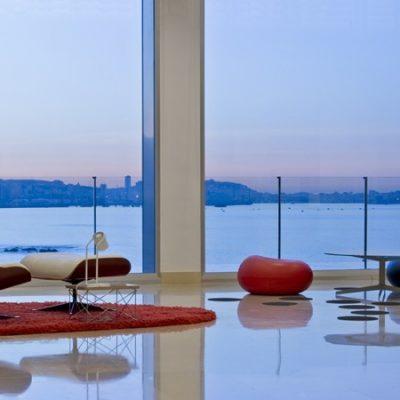 Diseño y decoración hotel ****